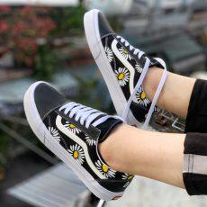 giày vans hoa cúc tphcm chất lượng