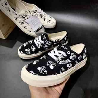 giày vans chuột mickey
