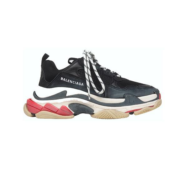 giày Balenciaga Triple S Black rep