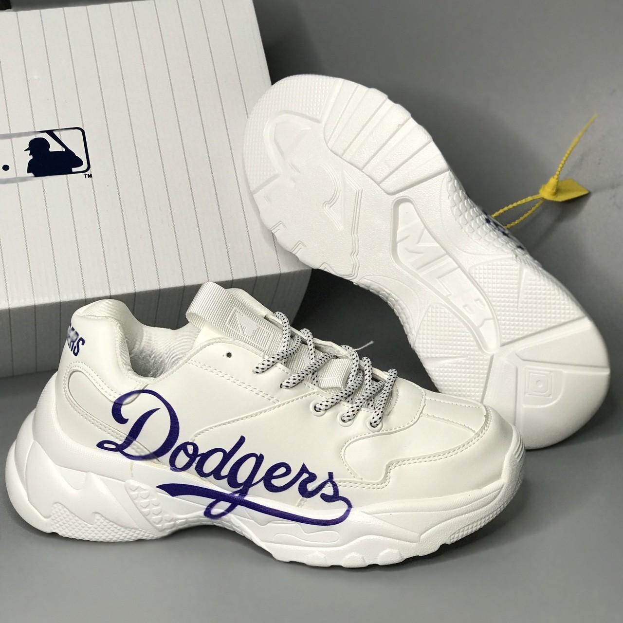 giày MLB sneaker dodgers